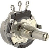 singleturn potentiometer for miller welder