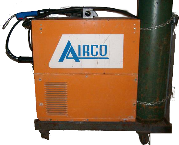 airco mig gun replacement with ergo 25 mig gun rh weldmart com Airco Gases airco dip pak 200 parts