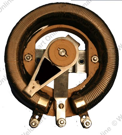 Rheostats | Lincoln Parts | Repair Parts | Weldmart Online