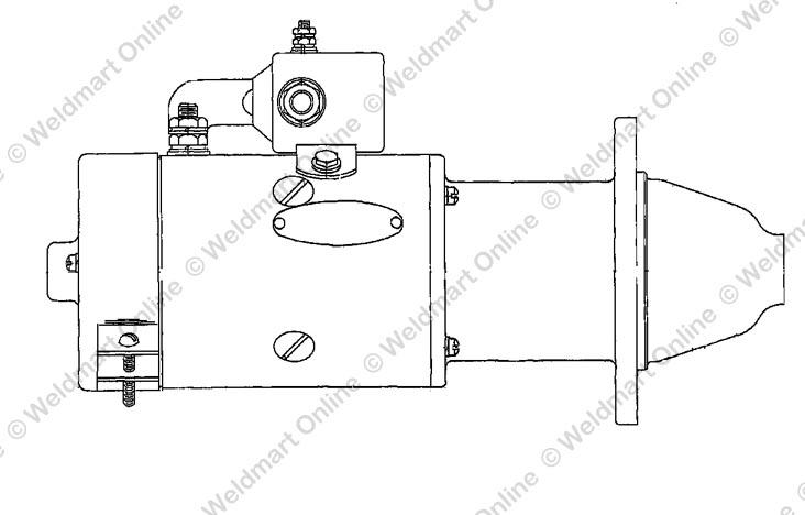 1965 Lincoln Welder Wiring Diagram Starter | Wiring Diagram on