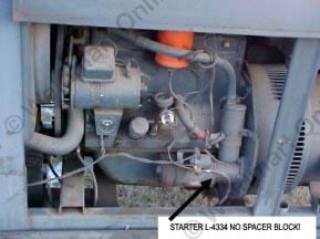 engine starter lincoln parts repair parts weldmart online rh weldmart com Continental F162 Engine F162 Engine