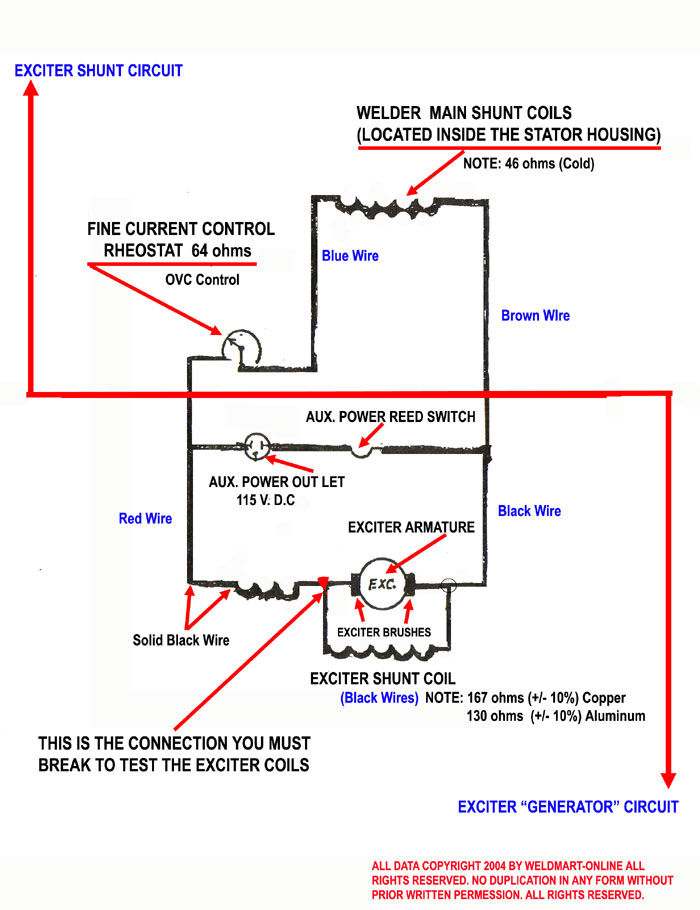 Understanding and Troubleshooting the Lincoln SA-200 DC Generator ...: lincoln welding machine wiring diagram at sanghur.org